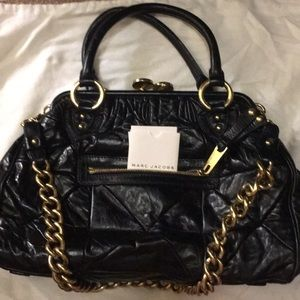 Marc Jacobs collection quilted handbag perfect!!
